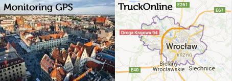 monitoring gps wrocław