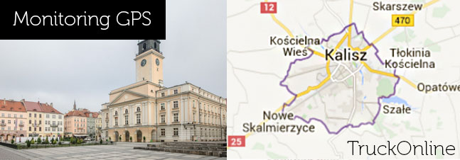 monitoring kalisz