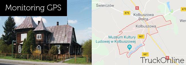 monitoring gps kolbuszowa