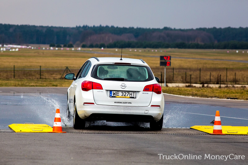 kontrola kierowców gps